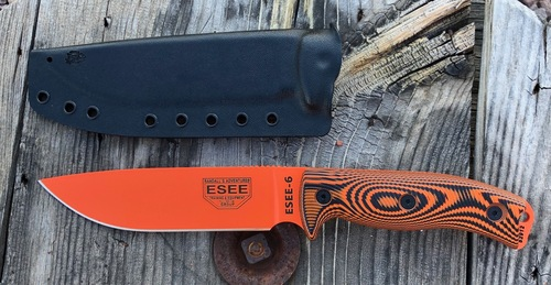 ESEE 6 3D