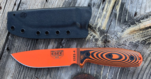 ESEE 4 3D
