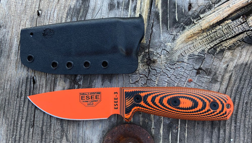 ESEE 3 3D
