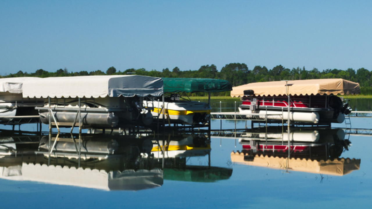 The Importance of a Boat Lift Canopy Cover