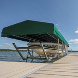 Pier Pleasure - HarborTime Canopy Cover