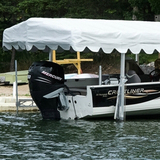 Hewitt DLX - Harbor Time Canopy Covers