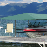 ShoreMaster Hip Roof - 13oz Vinyl Canopy Covers