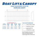 Shoreline Industries - Harbor Time Canopy Covers