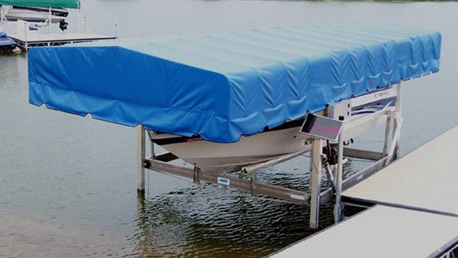 Which Fabric Option is Right for My Replacement Canopy Cover?