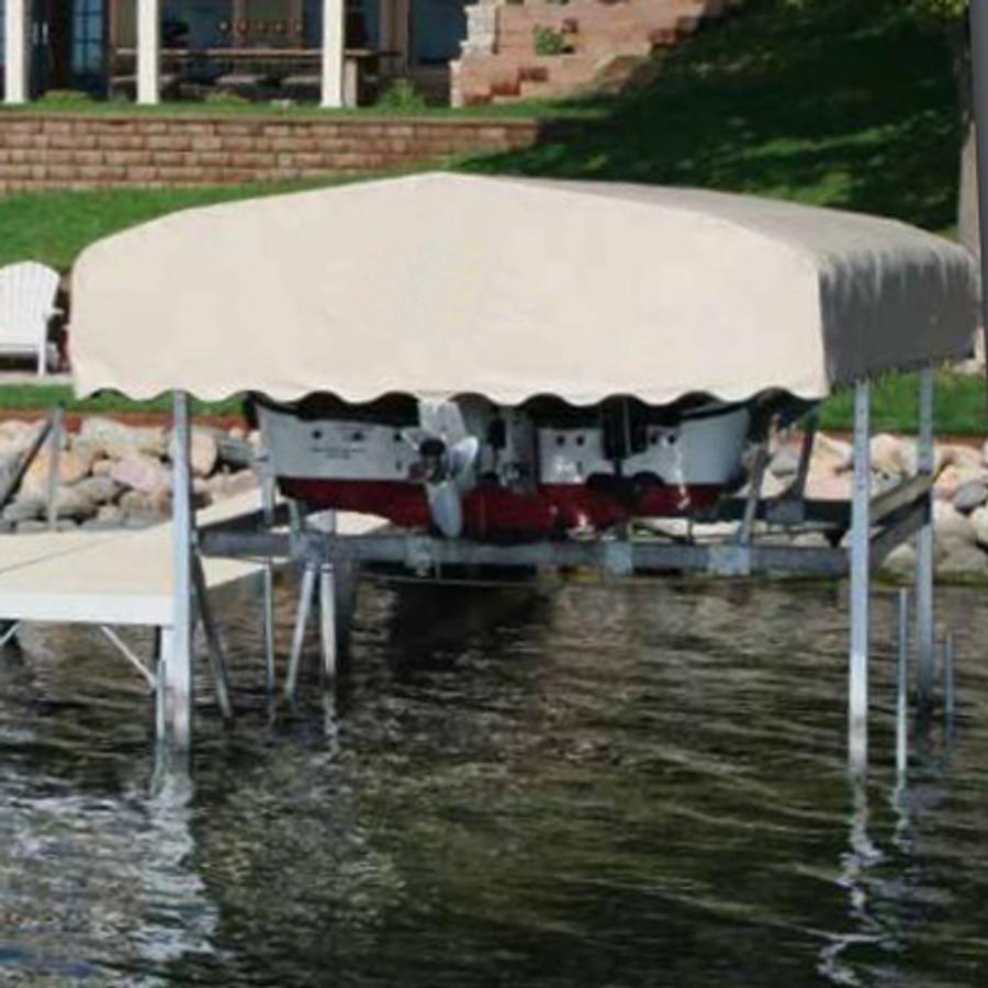 Porta Dock - Harbor Time Canopy Cover