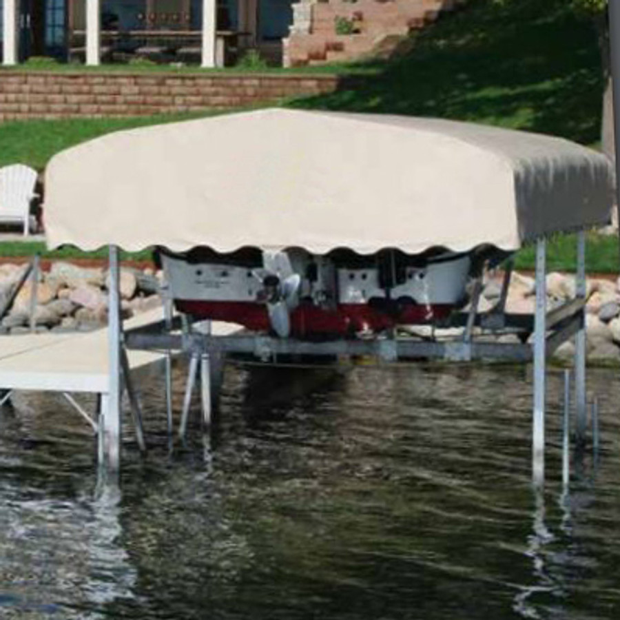 Porta Dock - Harbor Time Canopy Cover