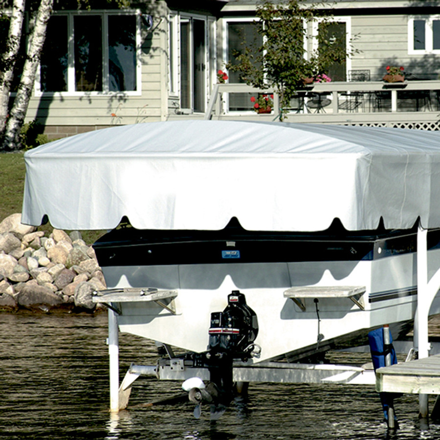 Shoreline Industries - 13oz Vinyl Canopy Cover