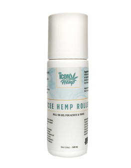 cbd roll on - for pain relief