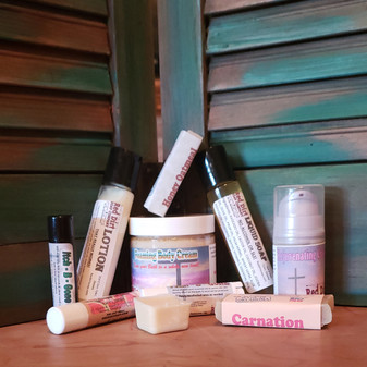 red dirt soap company, sample packets, natural skin care, handmade skin care