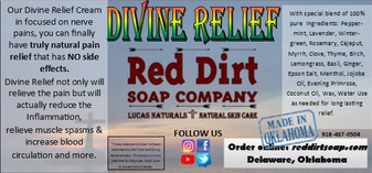 pain relief, red dirt soap, free sample, natural, skin care, skincare, essential oil,