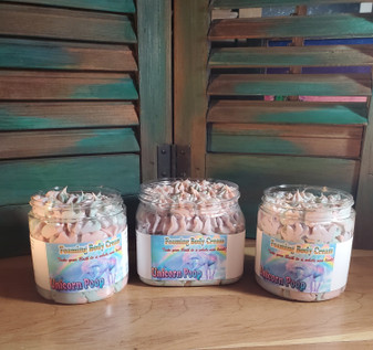 NATURAL FOAMING WHIPPED SOAP, UNICORN, UNICORN POOP, RED DIRT SOAP, NATURAL SKIN CARE