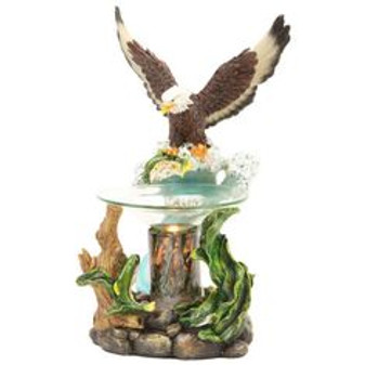 Eagle Oil Warmer - FREE 10ML FRAGRANCE OIL