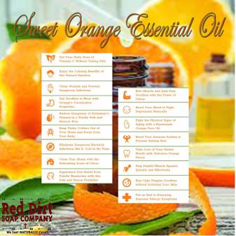 orange essential oil, natural soap, handmade soap, made in the usa skin care, made in the usa soap, made in Oklahoma, red dirt soap, veteran owned