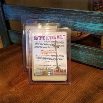 Captive Natural Lotion Melt