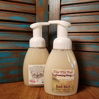 Wild Wild West Natural Foaming Handsoap