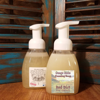 Osage Hills Natural Foaming Handsoap