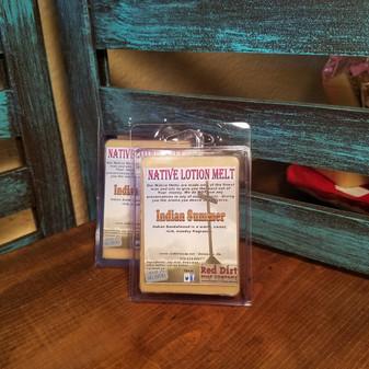 Indian Summer Natural Lotion Melt
