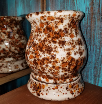 Brown Speck Warmer  - WITH FREE MELT