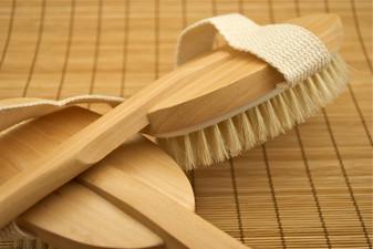 Detachable Back Brush