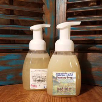 Perfect Man Natural Foaming Handsoap