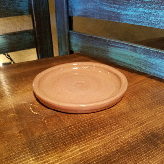 Red Dirt Hand Thrown Stoneware Soap Dish