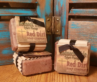 Redneck Okie Natural Bar Soap (also available in loaves)