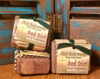 Okie Backwoods Natural Bar Soap (also available in loaves)
