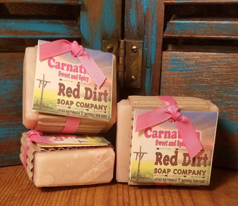 Carnation Natural Bar Soap (also available in loaves)