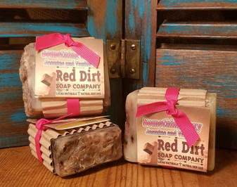 Something Sexy Natural Bar Soap (also available in loaves)