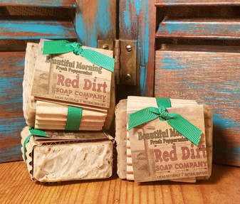 Beautiful Morning Natural Bar Soap (also available in loaves)