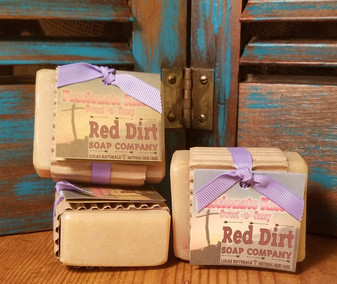 Passionate Kisses Natural Bar Soap (also available in loaves)