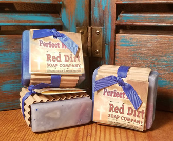 Perfect Man Natural Bar Soap (also available in loaves)