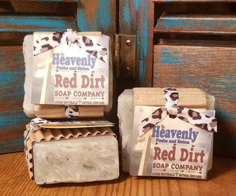 Heavenly Natural Bar Soap (also available in loaves)