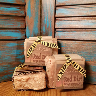 Totally Coconut Natural Bar Soap