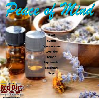 Peace of Mind Essential Oil Blend