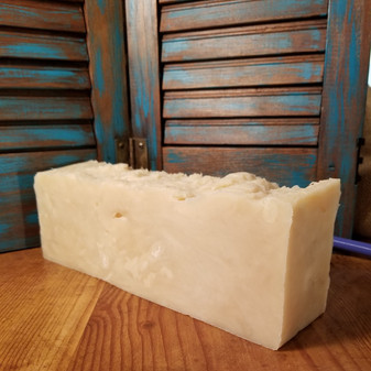 Aloe Vera Natural Soap Loaf (Unscented)