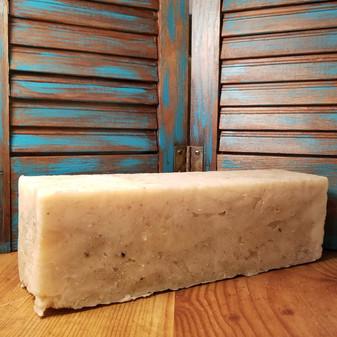 Black Cherry Natural Soap Loaf