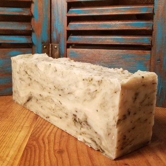 Eucalyptus Natural Soap Loaf