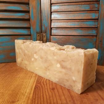 Honey Almond Natural Soap Loaf