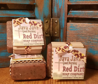 Java Java Natural Bar Soap (available in loaves)