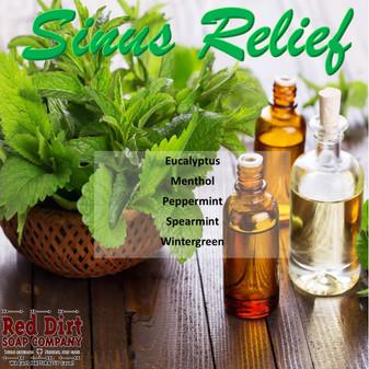 Sinus Relief Essential Oil Blend