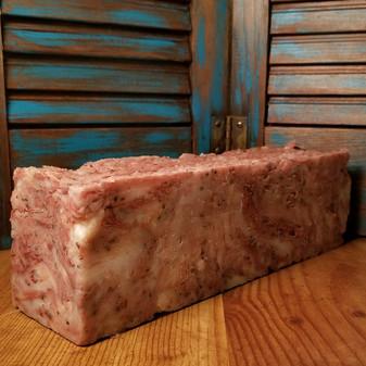Java Java Natural Soap Loaf
