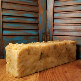 Forgiven Natural Soap Loaf