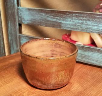 Rugged Dust Hand Thrown Stoneware Shave Mug