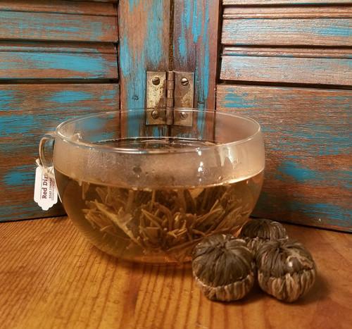 Lovers 3 Flower, Detox Bath Tea, Red Dirt Soap