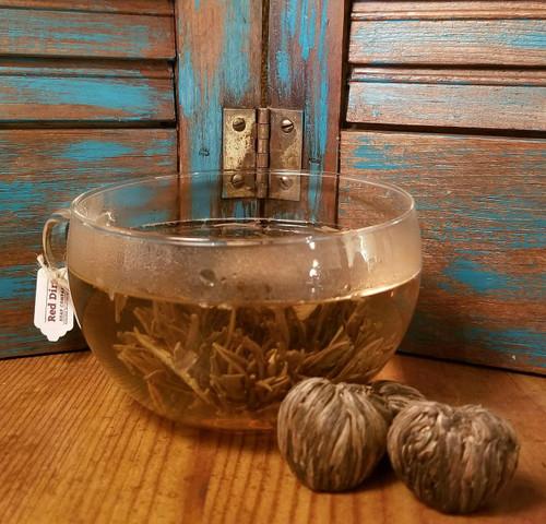 Longing Heart, Detox Bath Tea, Red Dirt Soap