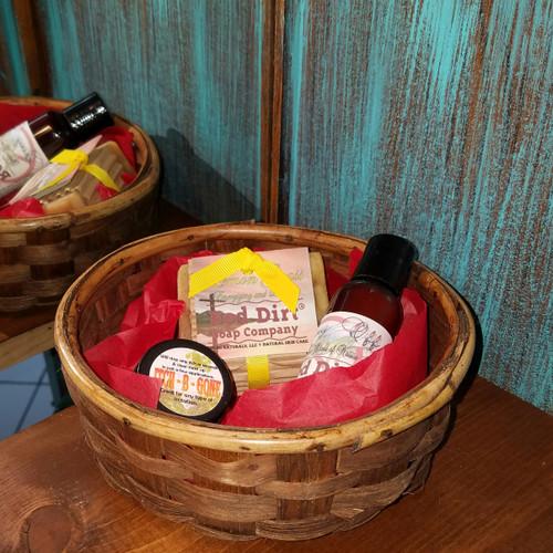 lemongrass, handmade soap, natural soap, skin care, red dirt soap