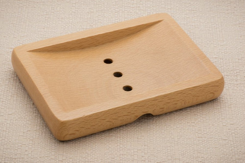 Dimensions: L 5½ - W 4 - H ¾ Weight: 5 oz. each Material: Beech Wood