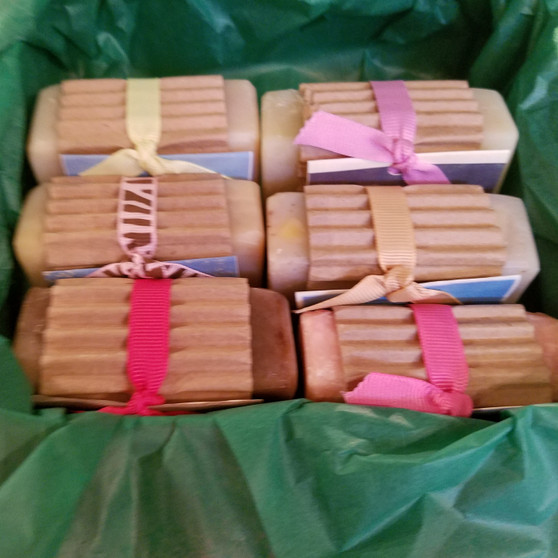 natural bar soap, natural skin care, handmade gift set, red dirt soap, natural soap, essential oil